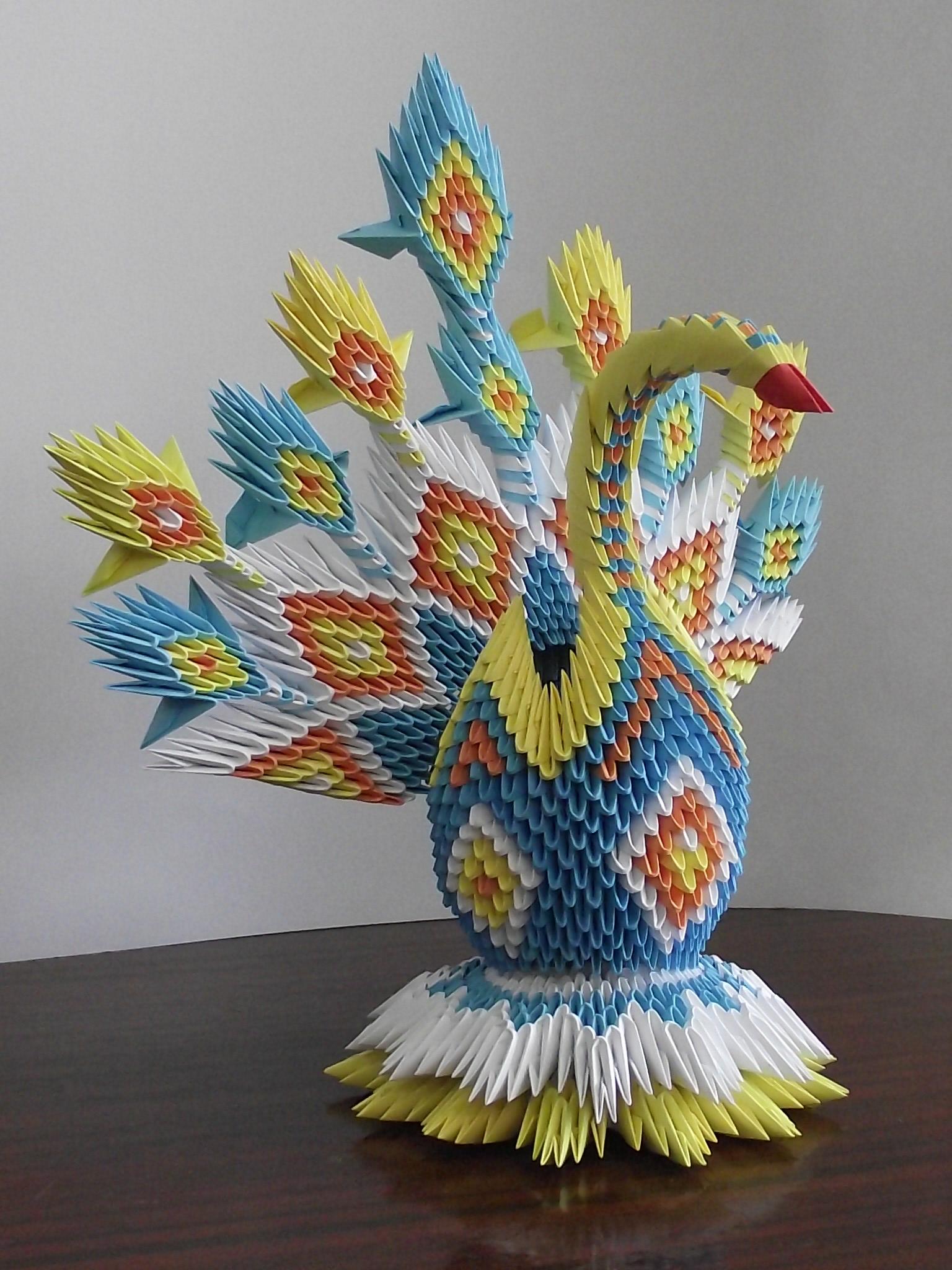 Как сделать модуль для оригами, пошаговое фото, мастер-класс 48
