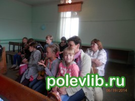 Встреча с Ольгой Колпаковой