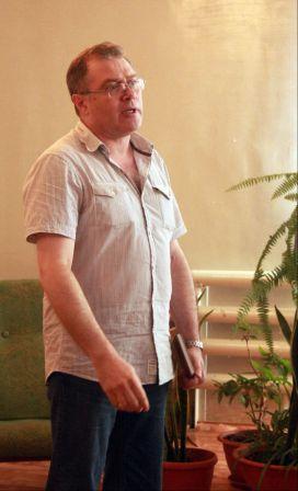 Встреча с поэтом и писателем Александром Керданом